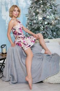 Goddess Nudes - Eva Tali - Seasons Celebration by Nudero